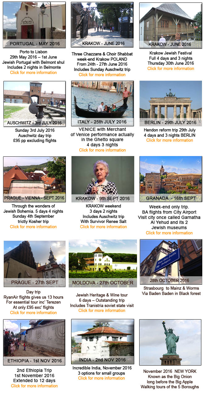 Jewish Heritage Travel A Guide To Eastern Europe